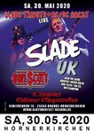 Slade UK und Bon Scott Konzert Sa.30.5.20